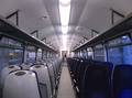 The interior of a Northern refurbished Class 144 MSO centre vehicle