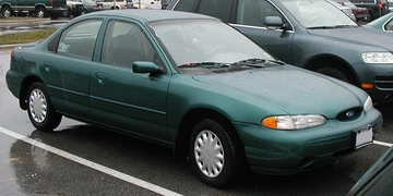 1995-1997 Ford Contour GL