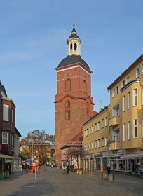 Old Town and Saint Nikolai Church