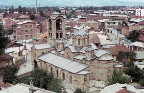 Serbian Orthodox Church of Our Lady in Prizren