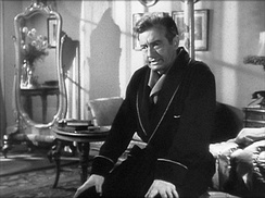 Rains in Notorious (1946)