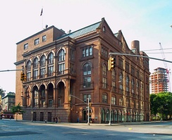 The Cooper Union at Astor Place, where Abraham Lincoln gave his famed Cooper Union speech, is one of downtown's most storied buildings.