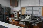 Siemens Synthesizer at Siemens Studio For Electronic Music (ca.1959)