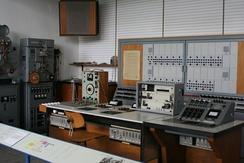 The Siemens Studio for Electronic Music ca. 1956.