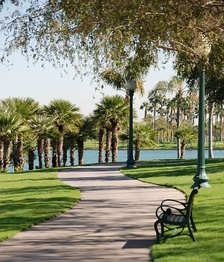 South Lake Park in Estrella, on the southern end of Goodyear.