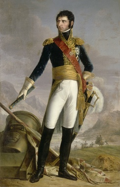 Jean Baptiste Bernadotte, Marshal of the French Empire and later King of Sweden and Norway