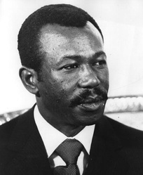Ethiopian dictator Mengistu Haile Mariam (in office 1977–1991) was sentenced to death in Ethiopia for crimes committed during his government, but he currently lives in exile in Zimbabwe.