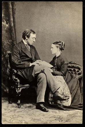 Millicent and Henry Fawcett
