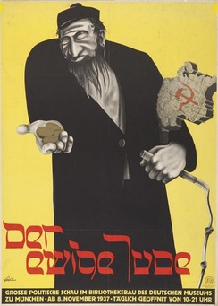 """The Eternal Jew"", 1937."