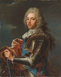François-Marie, 1st duc de Broglie (1671–1745) ancestor of Louis de Broglie and Marshal of France under Louis XIV of France