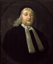Samuel Sewall (1652–1730), judge who wrote The Selling of Joseph (1700) which denounced the spread of slavery in the American colonies.