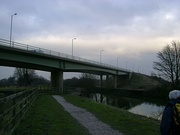 Bridge over the Selby Canal