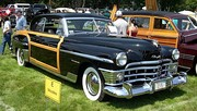1950 Chrysler Newport Town & Country convertible