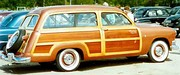 1951 Ford Custom 79 Country Squire