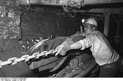 Italian worker in Duisburg in 1962