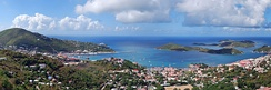 Charlotte Amalie, St. Thomas, the Islands' capital