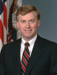 Vice-President Dan Quayle was the grand marshal in 1990.