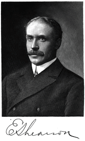 Edward Shearson (c. 1904), founder of Shearson, Hammill & Co.