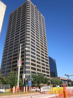 Entergy Tower in New Orleans, 2011