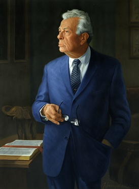 Dirksen played a key role in passage of the 1964 Civil Rights Act.