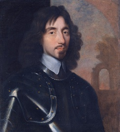 Thomas Fairfax, painting by Robert Walker