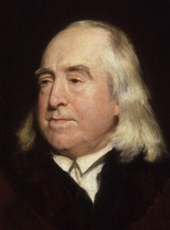 "Jeremy Bentham: ""The time will come, when humanity will extend its mantle over every thing which breathes.""[34]"