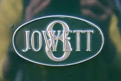 Jowett Cars Eight badge