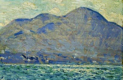 Mt. Beacon at Newburgh, 1916