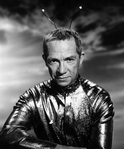 Ray Walston as Uncle Martin O'Hara