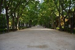 The Abelardo Sanchez Park is the largest urban park in Castilla–La Mancha.