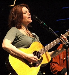 Rosanne Cash at the 2006 South by Southwest