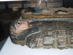 Takabuti, an Egyptian mummy from the 7th century BC