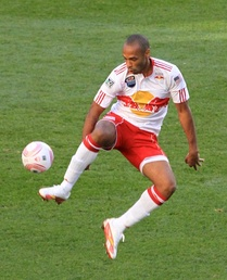 Thierry Henry was one of several high-profile signings by the Red Bulls in 2010