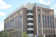 The University of Florida Cancer and Genetics Research Complex is one of several research facilities at the university