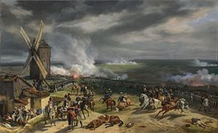 French victory at the Battle of Valmy on 20 September 1792 validated the Revolutionary idea of armies composed of citizens