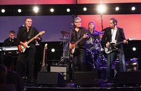 10cc in 2010, on the Swedish TV show Bingolotto