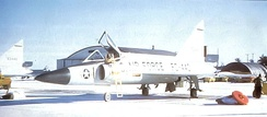 31st Fighter-Interceptor Squadron F-102[note 1]