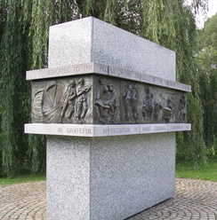 Monument for the Dutch at Sint-Oedenrode