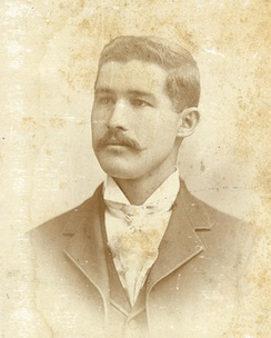 Alexander Manly. c.1880s