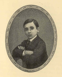 Giacomo in 1866 at age twelve