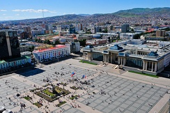 Ulaanbaatar is the capital and largest city of Mongolia