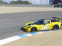 Corvette Racing Team in the American Le Mans Series