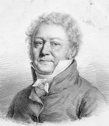Guillaume Guillon-Lethière was the son of a Frenchman and a mulâtresse (female mulatto) from Guadeloupe.