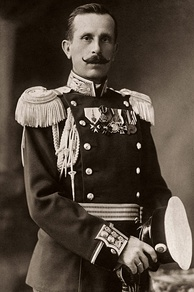 Gen. Nikola Zhekov, Commander-in-Chief of the Bulgarian Army during World War I