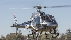 Oklahoma City Police Department's AS350 B3, known as Air-One (or Air-Two)