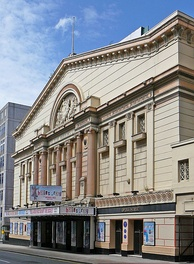 The Opera House, one of Manchester's largest theatre venues