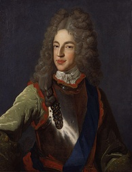 "James's son was known as ""James III and VIII"" to his supporters, and ""The Old Pretender"" to his enemies."