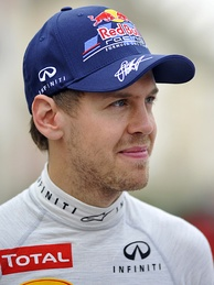 Sebastian Vettel successfully defended his World Championship, eclipsing Fernando Alonso as the youngest double World Champion in Formula One history.