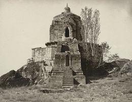The Shankaracharya temple built in around 200 BC