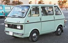 1969–1972 Suzuki Carry van (L40)